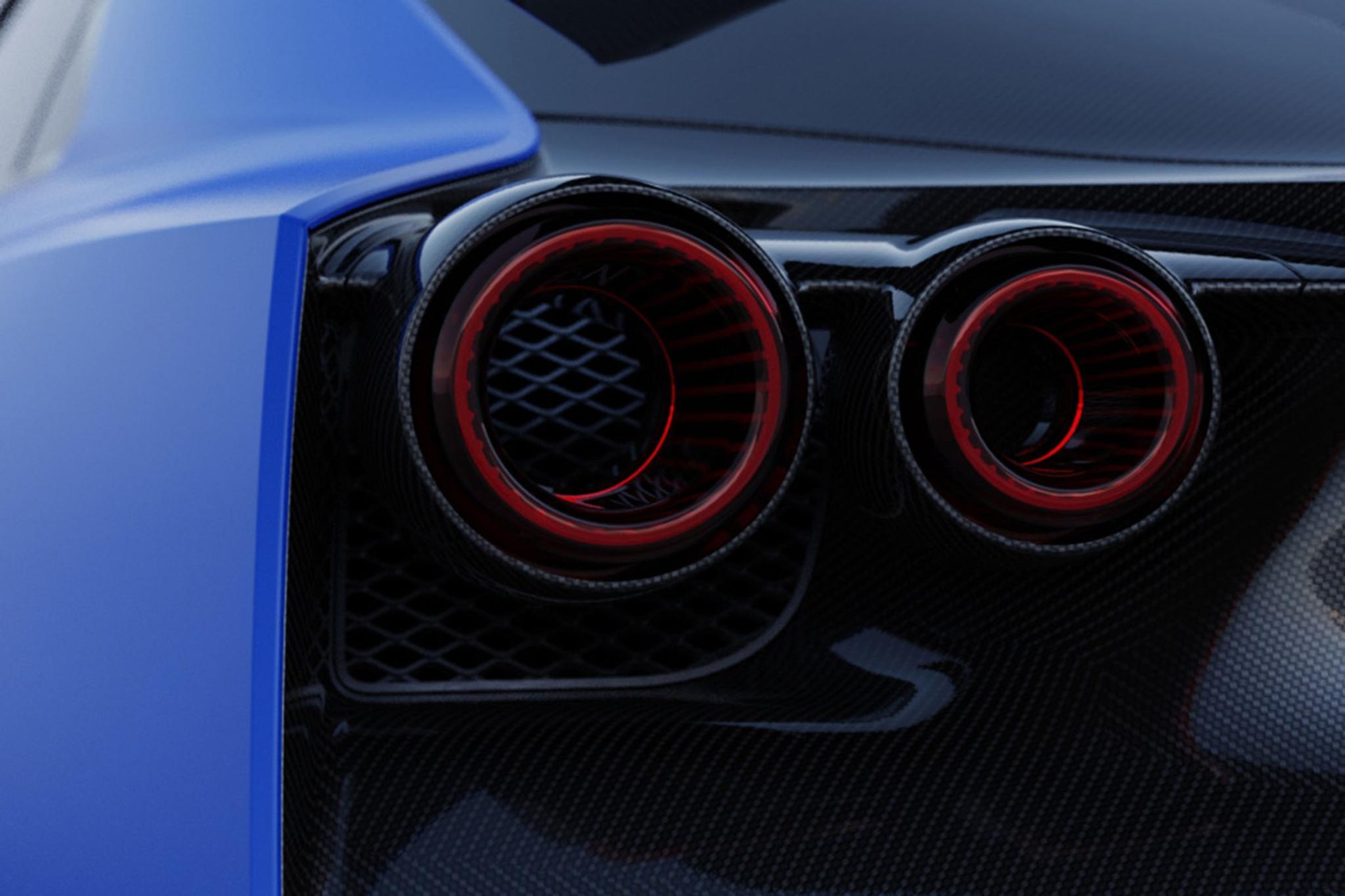 日产日产GT-R外观图片